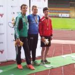 Medaillen für tolle Sportler